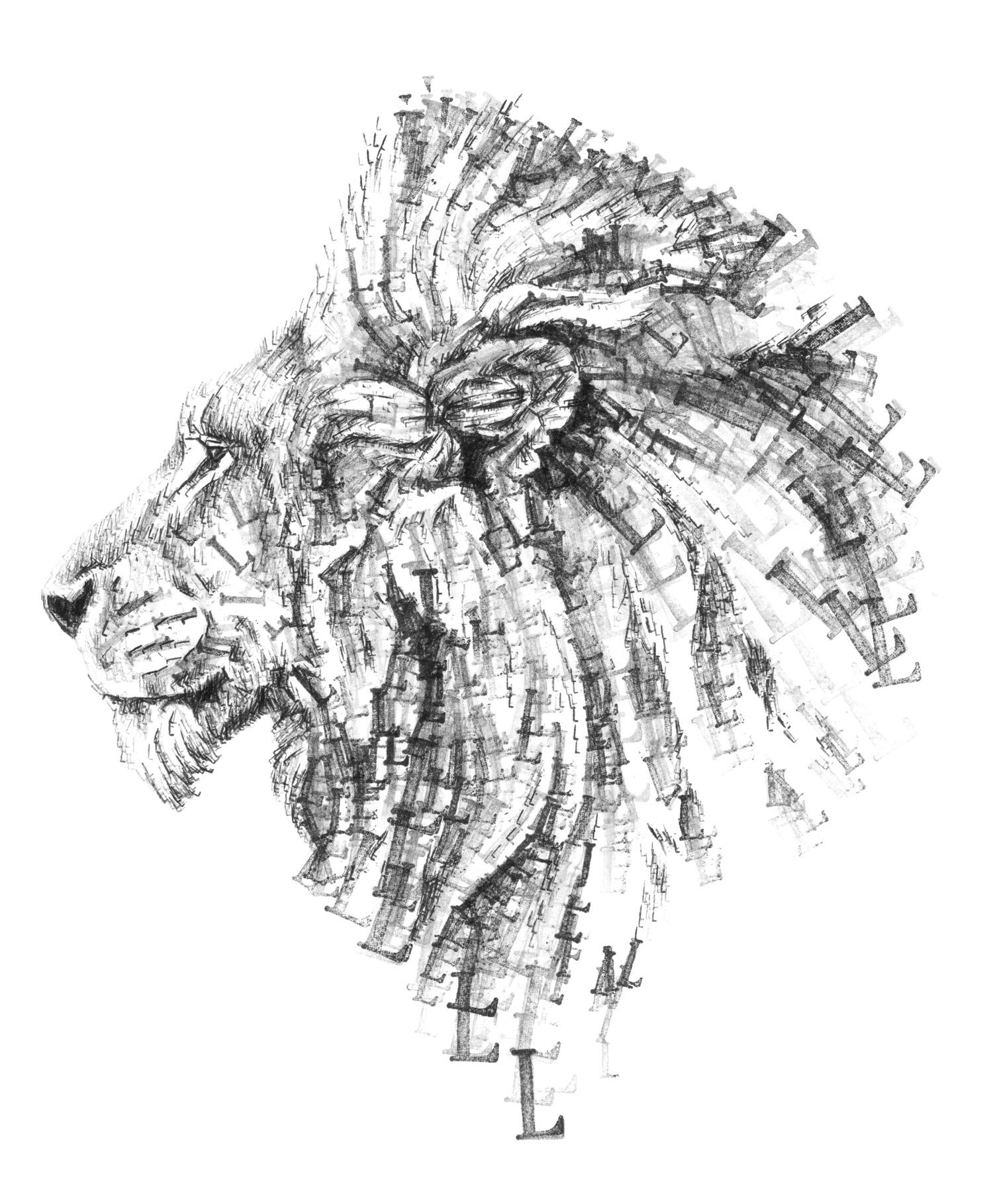 Lion edited sml