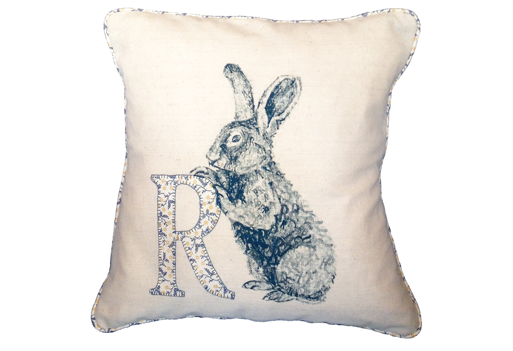 Ruby rabbit cushion web shop
